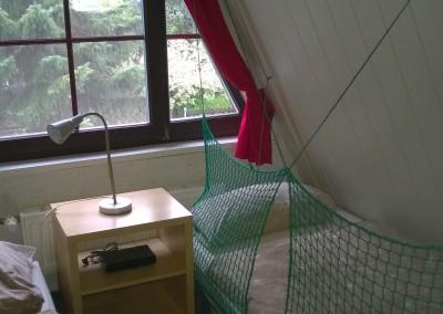 Schlafzimmer 2 mit Kindersicherung