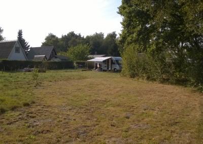 Zelt- und Wohnmobilstellplatz